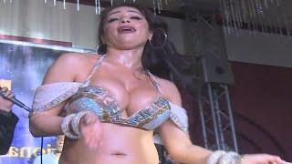 Najla Ferreira belly dancing  الراقصه العربيه البرازيليه نجلاء
