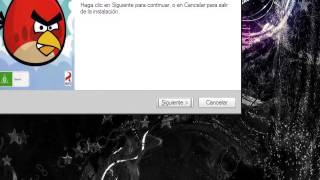 Descargar e instalar angry bird para pc full