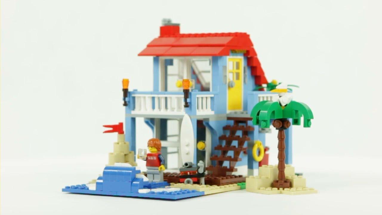 Lego Creator Beach House Review