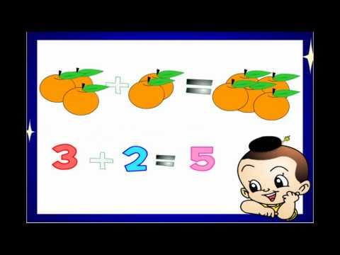 คณิตศาสตร์ปฐมวัย