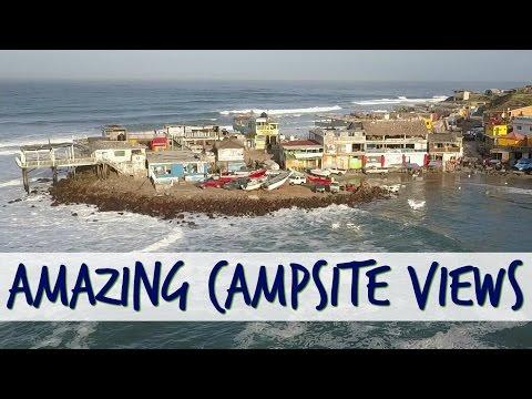 One Last Meal in Mexico ~Puerto Nuevo Lobster ~ The Baja RV Road Trip