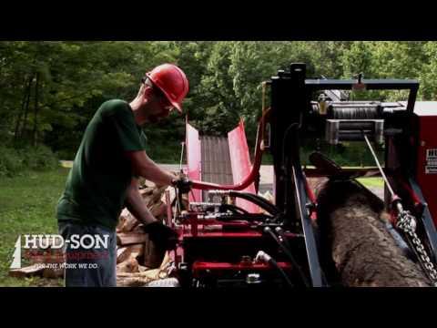 Hud-Son Forest Badger Firewood Processor