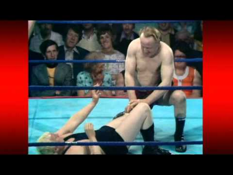 The Best Of ITV Wrestling A - Z