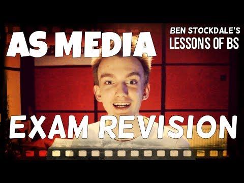 AS Media Studies OCR Exam Revision Video