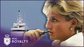 Diana's Life After Her Divorce From Charles   Princess of Wales   Real Royalty with Foxy Games