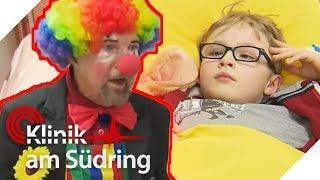 Monster unter dem Bett! Es beißt Elias (7) nachts! | Klinik am Südring | SAT.1