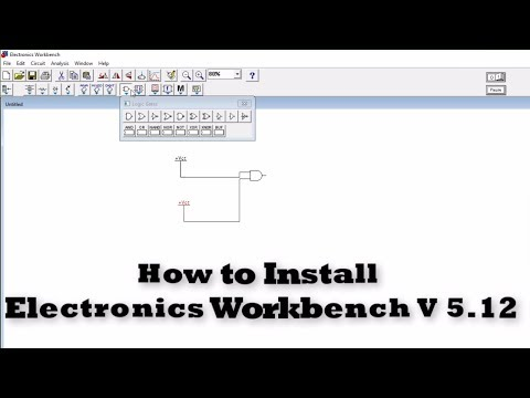 electronics workbench download 5.12