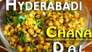 Hyderabadi Chana Dal - Special Ramadan dish | how to cook | quick | MairaKitchen