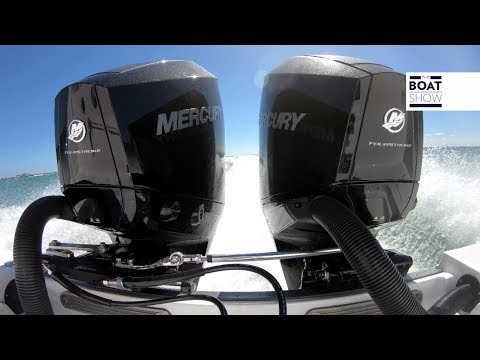 [ENG] NEW MERCURY V6 FourStroke 2 x 200 Hp - 4K Review - The Boat Show