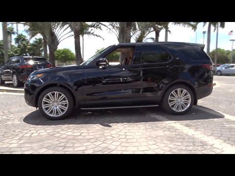 2017 Land Rover Discovery Miami, Aventura, Fort Lauderdale, Broward, Miami Beach, FL NHA020855