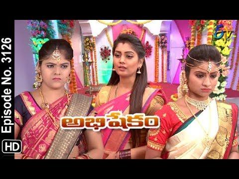 Abhishekam | 22nd January 2019 | Full Episode No 3126 | ETV Telugu