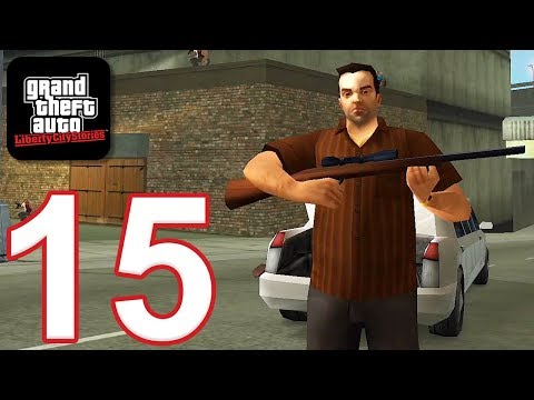 Grand Theft Auto: Liberty City - Gameplay Walkthrough Part 15 (iOS, Android)