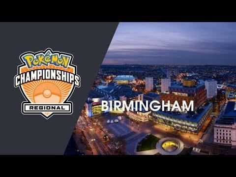 SEMIFINAL 2 Lukas Müller VS Matthias Suchodolski Regional Championships Birmingham Pokémon VGC 2017