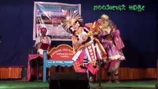 Yakshagana - Hebri Ganesh - Prakash Kirady: Chithrangade nandana