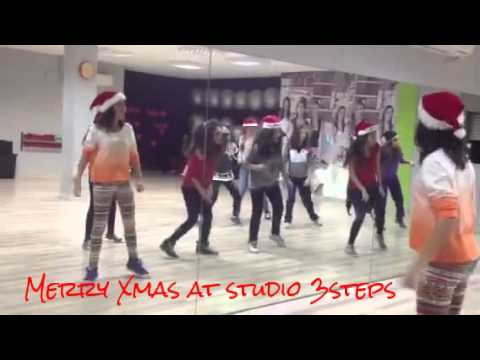 Train Shake up christmas || Dance || Studio 3Steps - YouTube
