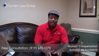 Testimonial Workers Compensation- Raleigh NC