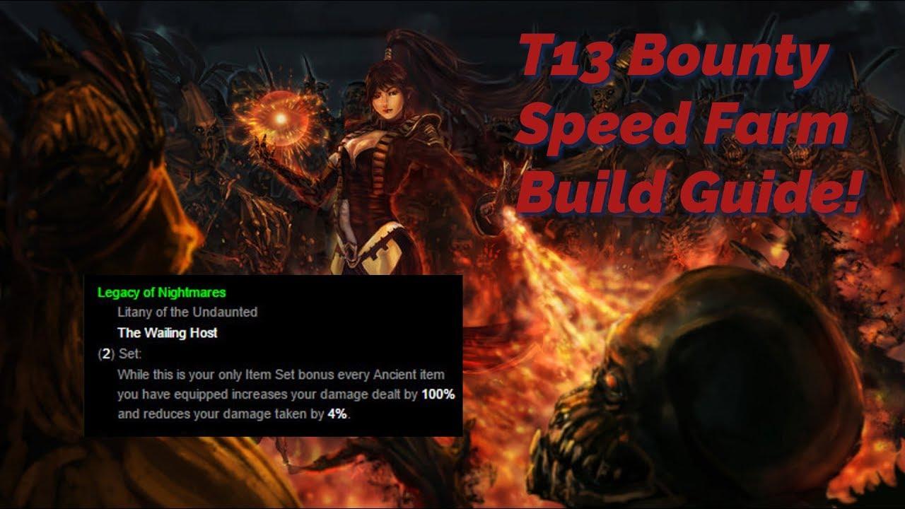 Wizard Lon Build Season 17