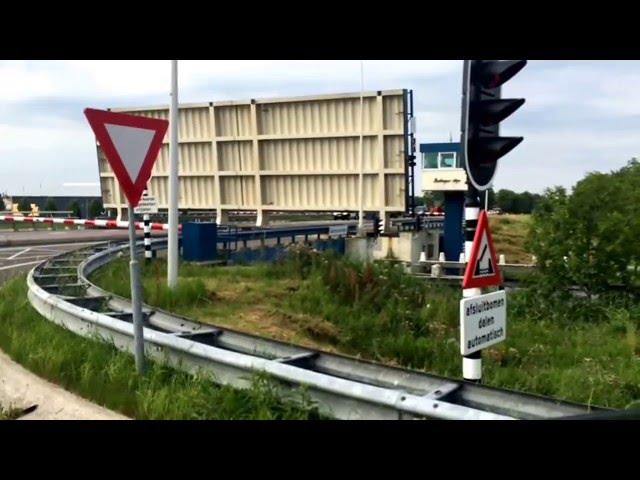 Zugbrücke Workum