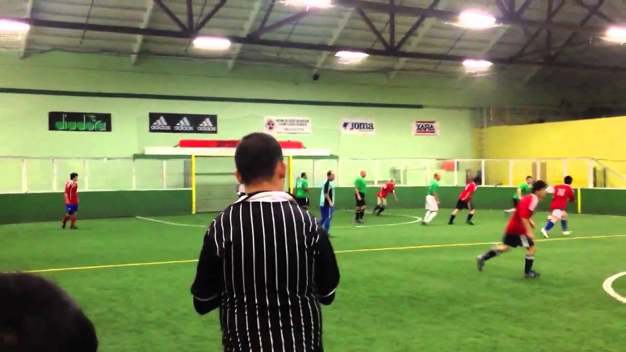 a44ef0c8c Calblue Off the Wall Soccer - YouTube