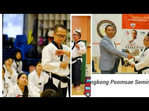 Hongkong Poomsae Seminar, july 16th 2017