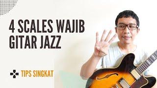 4 Scales Untuk Basic Improvisasi Jazz