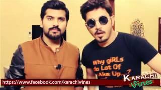 White ZaidAliT vs Brown ZaidAliT a Parody by Karachi Vynz Official