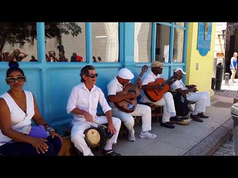 Cuban street music