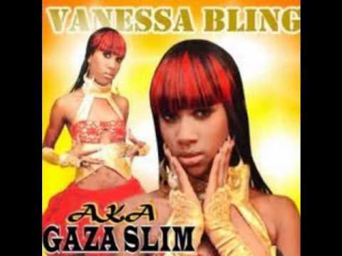 Vanessa Bling Aka Gaza Slim-all My Love For You