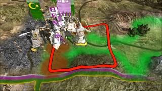 Medieval Total War 2 [TÜRKLER] Güçlü Bir Final!! [Bölüm 10]