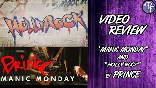 Prince: Holly Rock, Manic Monday Video Review/Reaction (Prince Originals)
