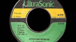 "Cornell Campbell - African Woman + Dub (ULTRA SONIC) 7"".wmv"