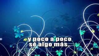 Tierra Canela - Mi joven profesor de amor - Karaoke