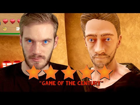 5/5 Rated Pewdiepie Fan Game