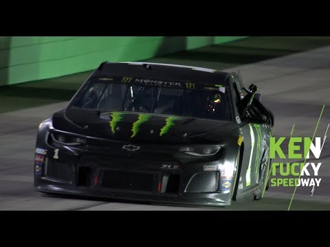 NASCAR weekend recap: Kurt Busch outduels brother Kyle Busch in overtime at Kentucky
