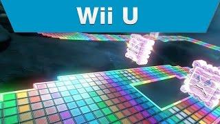 Wii U - Mario Kart 8 DLC Pack 1 SNES Rainbow Road Trailer