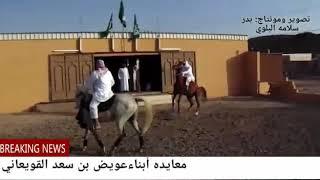 معايده أبناء عويض بن سعد القويعاني