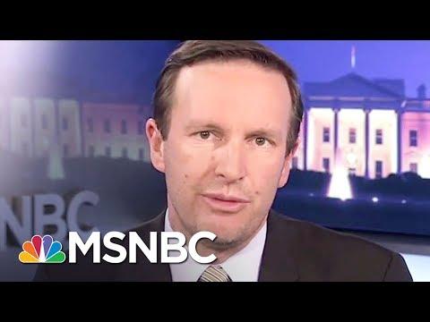 Senator Chris Murphy: GOP Secrecy On Health Care Bill Is Bananas | All In | MSNBC