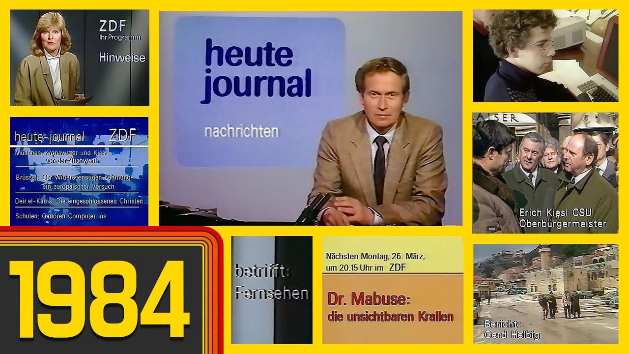 ZDF Programmhinweise, heute-journal 21:45 Uhr & Betrifft ...
