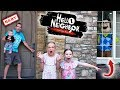 Hello Neighbor Steals Our Toys and Locks Us Out of Our House!!!