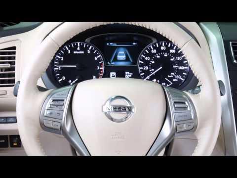 2015 Nissan Altima - Bluetooth Streaming Audio Non-Navi (if
