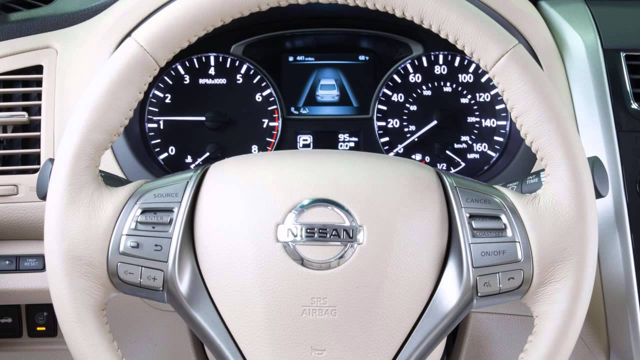 2017 Nissan Altima Bluetooth Streaming Audio Non Navi If So Equipped