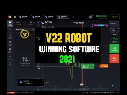 Binary options robot 2021 tv boxing betting trends public