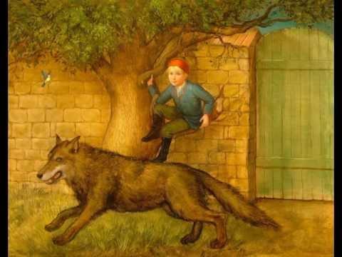 Кабалевский петя и волк мультфильм