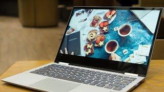 Lenovo Yoga 720-13 8th gen 2-1 laptop Review