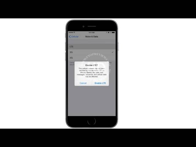 Jio APN settings for iOS - Jio APN Settings