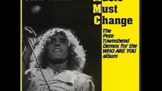 Sister Disco- Pete Townshend Demo