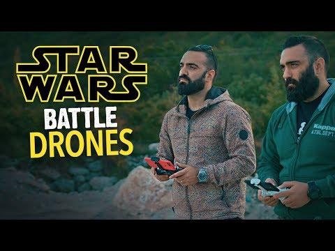 Μάχη με drones!