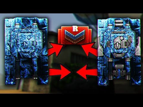 Tanki Online Road to Legend #1 - M1 at Recruit (New Account) Танки Онлайн