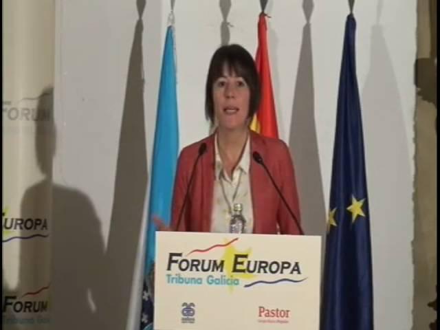 Intervención completa de Ana Pontón no Fórum Europa Tribuna Galiza