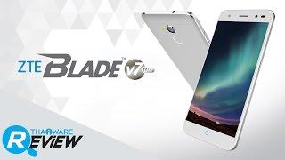 พรีวิว ZTE Blade V7 Lite สมาร์ทโฟนบอดี้โลหะ มีสแกนลายนิ้วมือในราคาน่าคบ